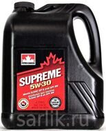 Petro-Canada Supreme 5W-30 Масло моторное, 4л