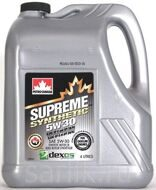 Petro-Canada Supreme Synthetic 5W-30 Масло моторное 4л