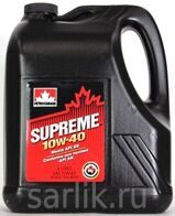 Petro-Canada Supreme 10W-40 Масло моторное, 4л