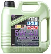 LIQUI MOLY Molygen New Generation 5W-40 Масло моторное 4л