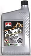 Petro-Canada Supreme Synthetic 5W-30 Масло моторное 1л